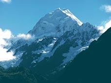 gunung sebagai penghalang angin